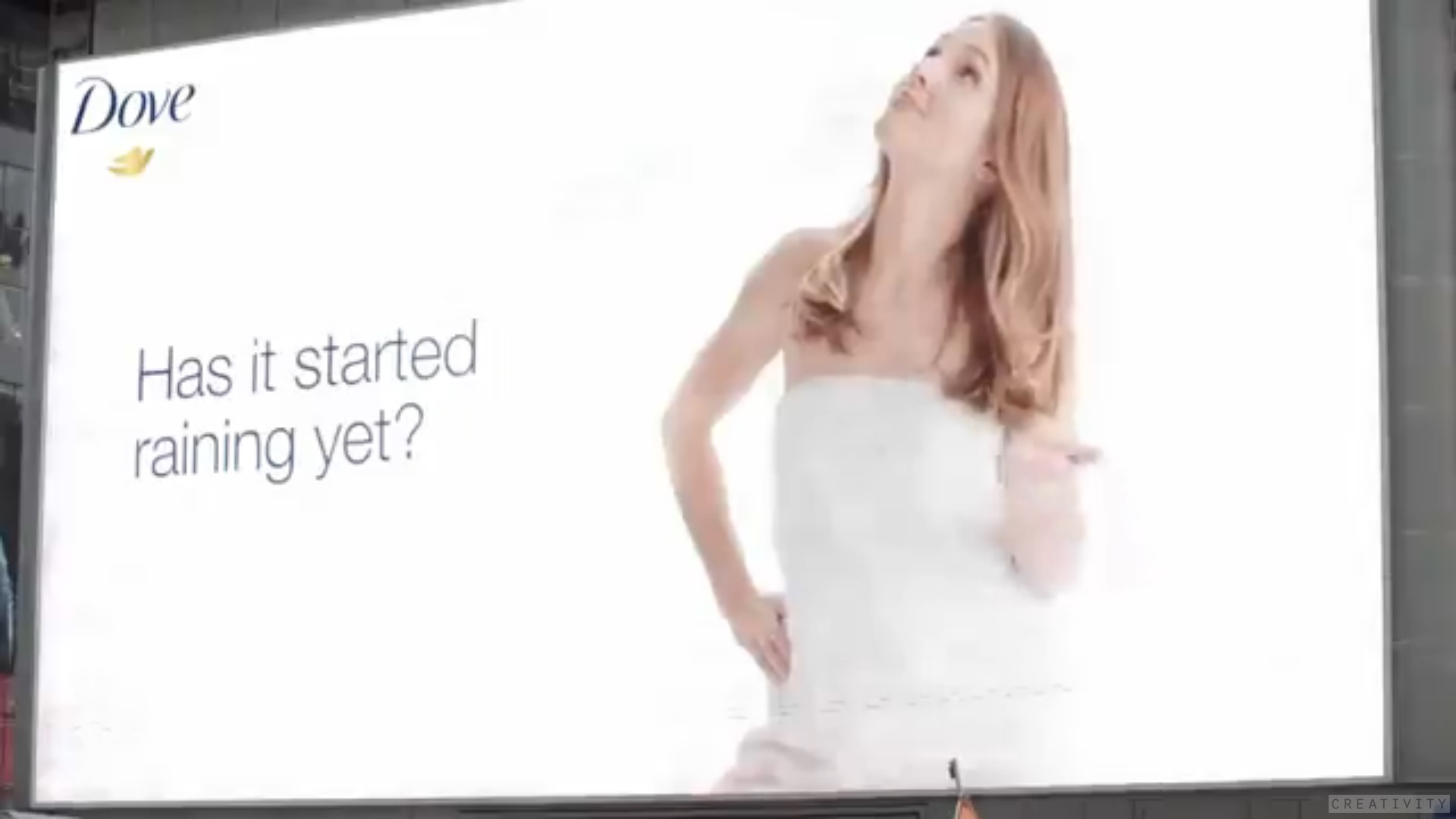 real time marketing dove