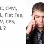 Jak kupować banery w internecie, cpc, cpm, cpl co to znaczy ?