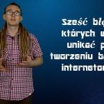 6 podstawowych błędów w banerach internetowych (WIDEO).