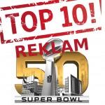 Top 10 najlepszych reklam z okazji Super Bowl 2016.