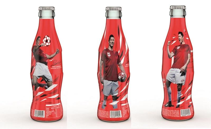 Lewandowski Coca Cola