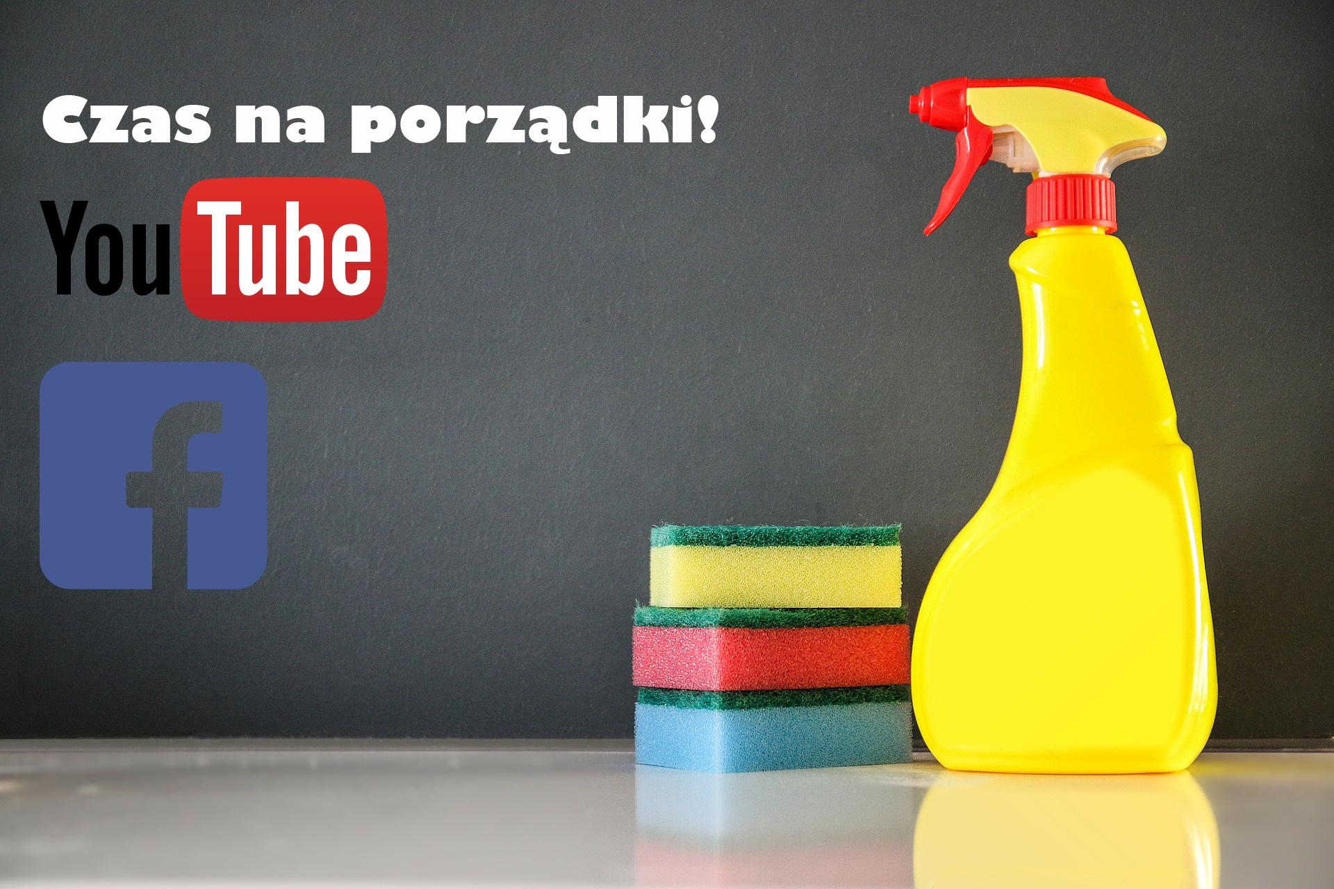 Masz kanał na Youtube, publikujesz dużo filmów na Facebooku? Czas na porządki