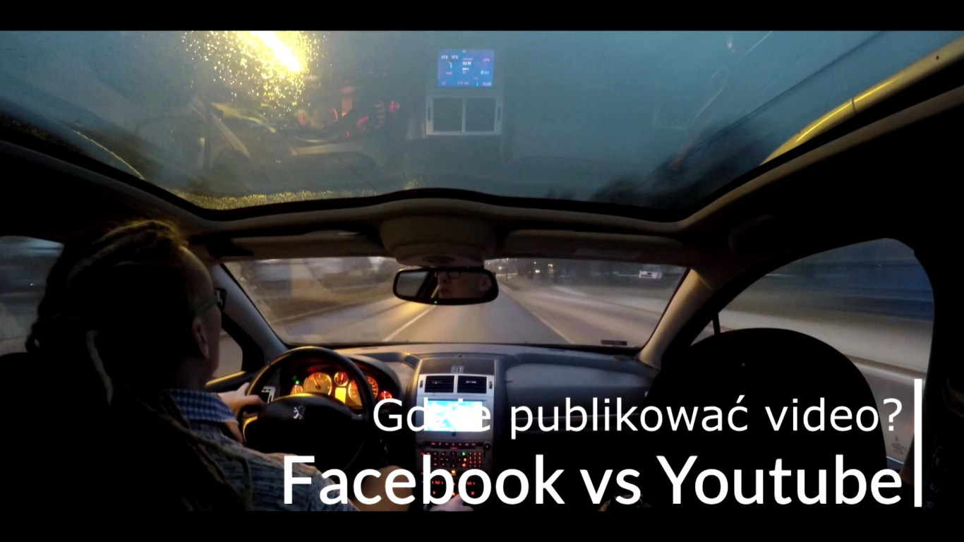 Gdzie emitować filmy? Facebook vs Youtube