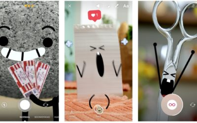 Intstagram wprowadził znikające zdjęcia i filmy w wiadomościach prywatnych