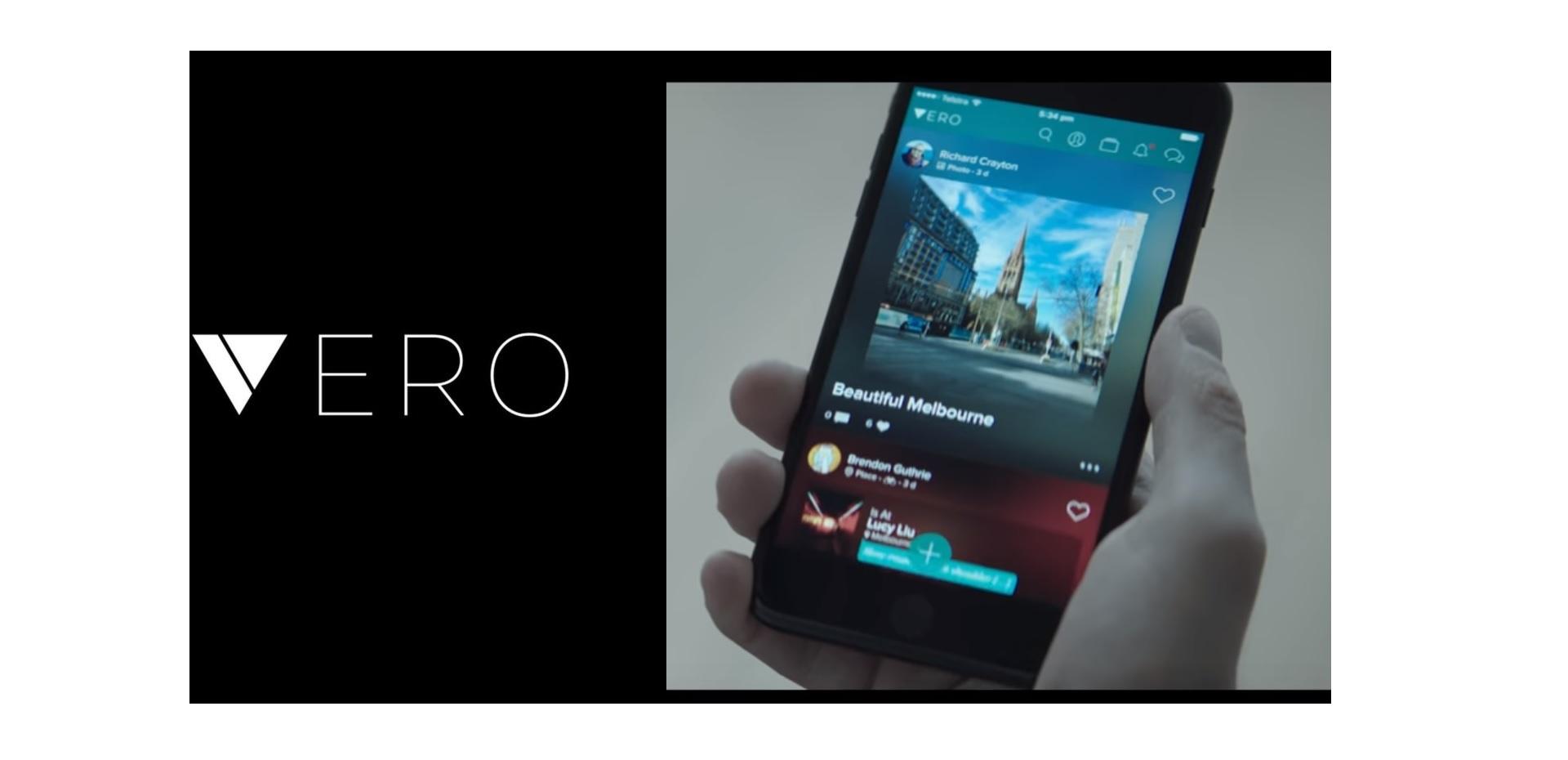 "Vero – ""nowa"" platforma social mediowa, alternatywa dla Instagrama? Skąd ten boom"